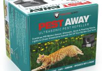 PestAway Ultrasonic Outdoor Animal Repeller review